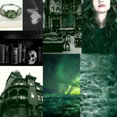 """queerwalker: the slytherin aesthetic """"Or perhaps in Slytherin,You'll make your real friends,Those cunning folk use any means,To achieve their ends."""""""
