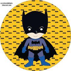 batman party kit to print free Batman Birthday, Lego Birthday Party, Batman Party, Baby Boy Birthday, Birthday Crafts, Superhero Party, Baby Batman, Lego Batman, Boy Images