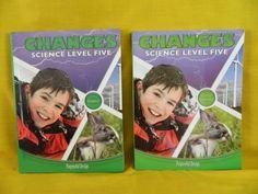 ACSI Purposeful Design Science 5 Changes Student w.Workbook, Homeschool / School #TextbookBundleKit