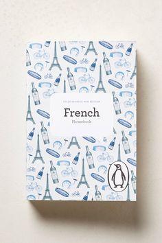 For Elke // French Phrasebook - anthropologie.com