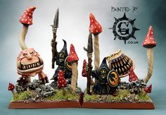 Night Goblin Unit Fillers for orcs and goblins warhammer fantasy but not 40k    war hammer    wargaming