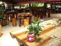 Bloody Mary's restaurant on Bora Bora
