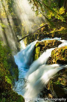 Sol Duc Falls, Olympic National Park, WA