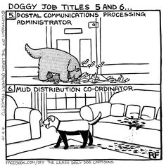 Doggie Job Titles 5 and 6