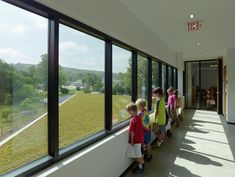 Gallery Of Fayetteville Montessori Elementary School / Marlon Blackwell  Architects   5