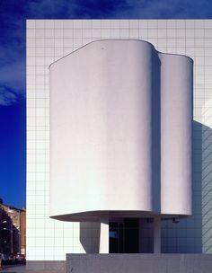 MACBA Barcelona - Richard Meier