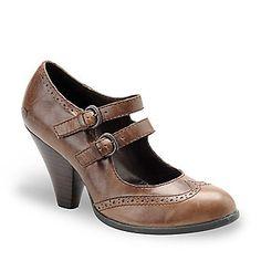 Born Woman's Davina Mary Jane Shoes