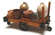 Miniature Shaker Furniture - Miniatures from Shaker Works West