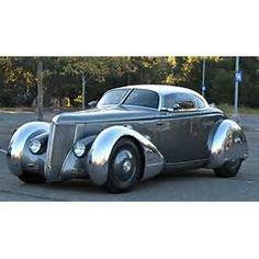 1936 Ford Aerocoupe (Custom by Steve Moal)