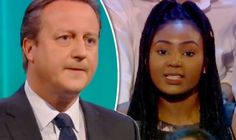 NHS worker WIPES THE FLOOR with Cameron in EU debate & ORDERS him to 'do his part'