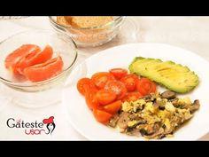 Mic Dejun pentru Diabetici - Reteta de Regim - Diabet Zaharat - YouTube Calorie Intake, Proper Diet, Lean Protein, Calorie Counting, Good Fats, Base Foods, Plant Based Recipes, Fruit Salad, Feel Better