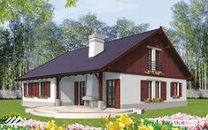 Case cu obloane. Trei modele cu farmec clasic sau modern Home Fashion, Gazebo, Exterior, Outdoor Structures, Cabin, House Styles, Design, Home Decor, Building Homes