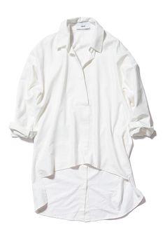 スキッパーロングシャツ / OSKAR
