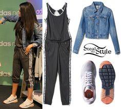 Selena Gomez at the Adidas Neo Hangout. May 13th, 2015 - photo: gomezgallery