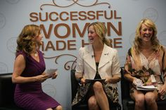 July '13 Successful Women Made Here event with ladies of Just Pop In!