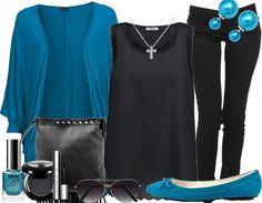 """Cardigan+turquoise"""