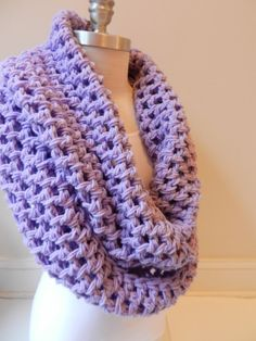 Infinity Scarf. Oversized Cowl by sewstacy on Etsy, $38.00