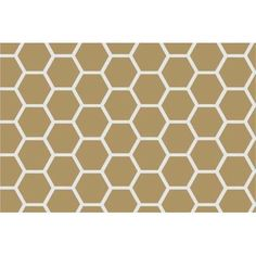Sheetworld Honeycomb Fitted Bassinet Sheet Color: Khaki