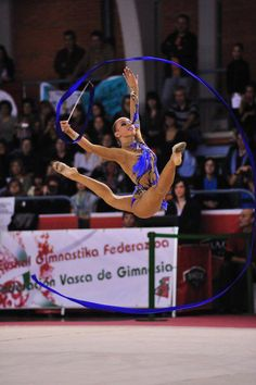 Daria Dmitrieva #rhythmic #gymnastics