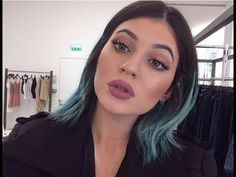 Kylie Jenner Makeup Tutorial - YouTube