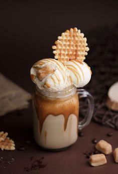 Coffeol Madness Madness, Brunch, Pudding, Cold, Desserts, Tailgate Desserts, Deserts, Custard Pudding, Puddings