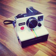 10x10 original fine art photo print of Polaroid One by jordan iverson | Remarque Decor, $10.00