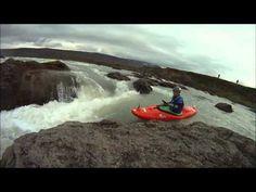 Haciendo Kayak en #Islandia #Iceland