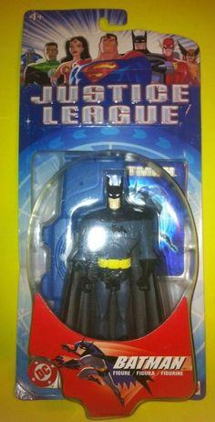 Fab find BATMAN ACTION FIGURE BY MATTEL (2002) #Mattel