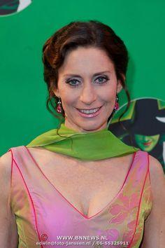 NLD/Scheveningen/20111106 - Premiere musical Wicked, Pia Douwes