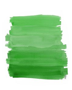 Green Ombre Print Brushstrokes by OutsideInArtStudio on Etsy Green Art, Green And Gold, Green Colors, Green Backgrounds, Wallpaper Backgrounds, Wallpapers, Layout Insta, Emerald Green Decor, Color Verde Claro