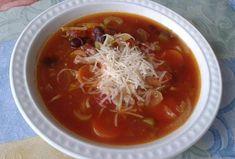 Coconut Flakes, Thai Red Curry, Chili, Spaghetti, Spices, Soup, Ethnic Recipes, Spice, Chile