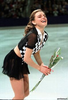 Katia Gordeeva, 'Smile' Figure Skating Program