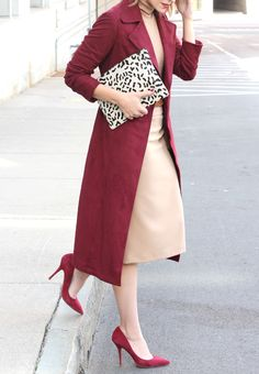 Sophisticated Suede| Penny Pincher Fashion