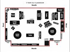 preschool classroom setup | Guest post: setting up your preschool classroom | Teach Preschool