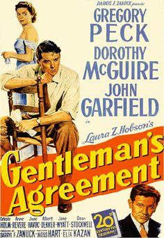 "pics images Harnon Jones, editor for ""Gentleman's Agreement"""