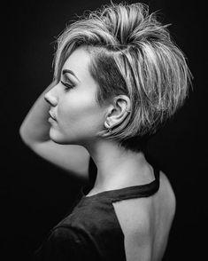 14x Sehr Schöne Frisur! - kurzhaarfrisuren Frauen