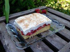 Erdbeer- Fanta- Kuchen