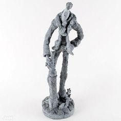 Old Friends - Limited Edition Sculpture by Phillip Stuttard