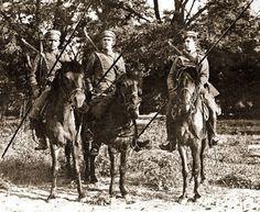 Polish Uhlans during the Polish-Soviet War 1919 | ^ https://de.pinterest.com/radekstrojecki/white-eagle-vs-red-star-polish-soviet-war/