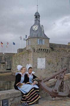 CONCARNEAU - La Ville Close - Les Filets Bleus 2014 | Bretagne | Finistère | #myfinistere