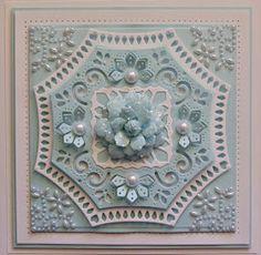 Inky Finger Zone: Spellbinders Labels 46 Decorative Elements