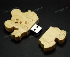 usb flashdrive/Hot! Wooden  Swivel USB Flash Drive 8GB 16GB 32GB 64GB