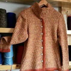 Tweed óxidos #handmade