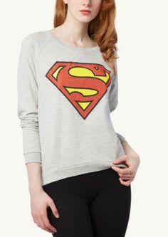 Bling Superman Sweatshirt | Sweatshirts & Hoodies | rue21