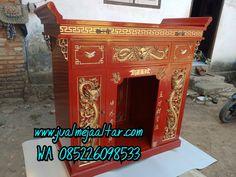 Tempat jual meja altar sembahyang   BERKAH MEBEL JEPARA Batam, Jakarta, Shabby Chic, China, Storage, Furniture, Home Decor, Purse Storage, Store