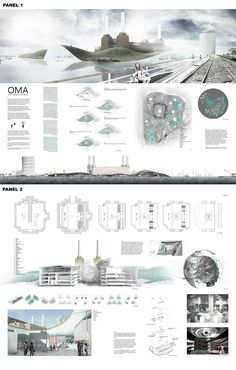 London's Battersea Powerstation Competition - Honorable Mention