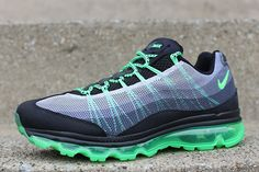 Nike Air Max 95 Dynamic Flywire - Poison Green