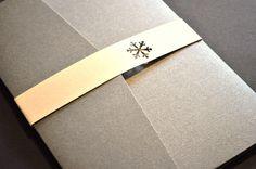 Winter Wedding Invitations @Elizabeth Lockhart Falycia