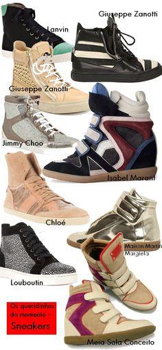 sneakers isabel marant lavin louboutin meia sola