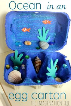 15 egg carton crafts for kids. From flowers to a mask, kids will love seeing how many different shapes they can make from an egg carton. http://www.essentialkids.com.au/activities/art-craft/15-egg-carton-crafts-for-kids-20160107-gm1734